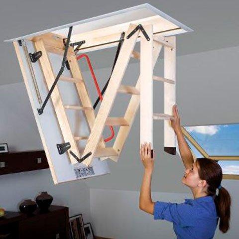 attic stairs dublin
