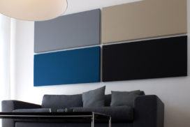 Sound Absorbing Acoustic Bedroom Wall Panels