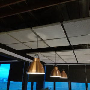 acoustic panel for ceiling