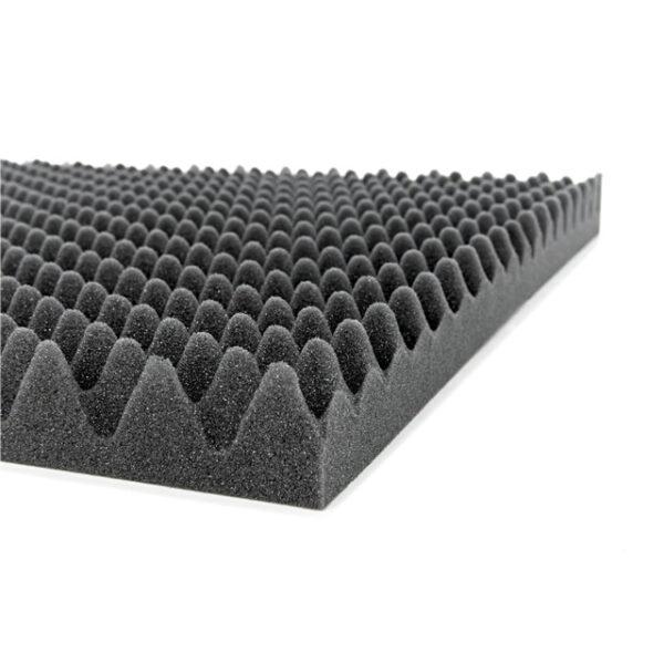 acoustic foam absorbing