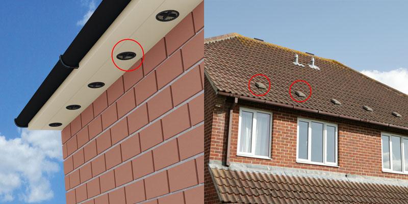 attic ventilation examples
